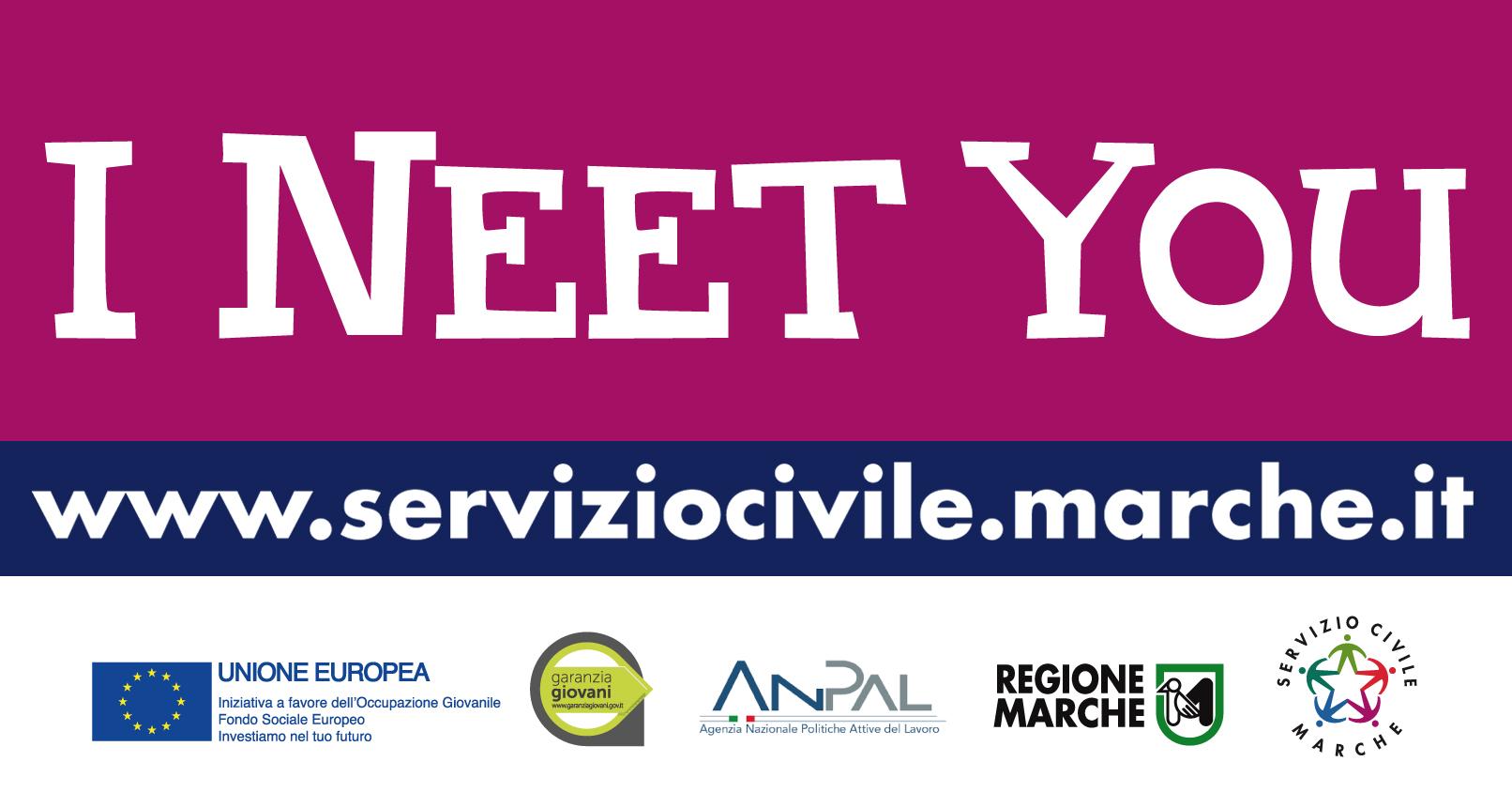 Bando Servizio Civile Regionale Progetto INSIEME PER CRESCERE I.Ri.Fo.R. Sezione Provinciale di Ancona